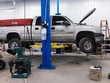 Low Ceiling 2 Post Lift by Car Lift Ebay