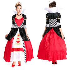Halloween Queen Hearts Costume Cheap Red Queen Hearts Aliexpress Alibaba Group