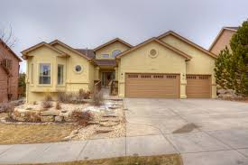 3 Car Garage Homes by Colorado Springs Real Estate Great Homes For Sale In Colorado Springs