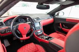 maserati granturismo convertible red interior mansory maserati granturismo s rosso mondiale review gtspirit