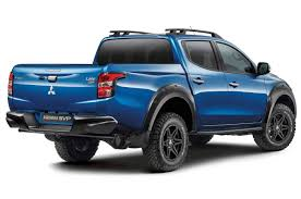 mitsubishi warrior l200 mitsubishi l200 barbarian svp launches special vehicle projects