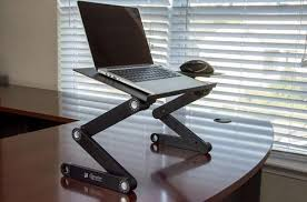 choosing best adjustable laptop stands for bed and desk reviews in