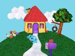blue u0027s clues house blue u0027s clues wiki fandom powered wikia