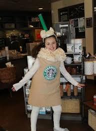 Starbucks Halloween Costume Kids 40 Costume Starbucks Images Starbucks