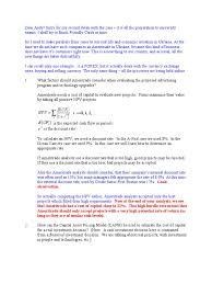 hbs ameritrade corporate finance case study solution beta