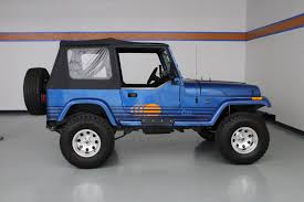 jeep gray blue 1991 jeep islander u2013 mid atlantic classic cars