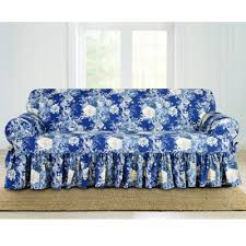 T Cushion Sofa Slipcover by Buy Sure Fit Slipcovers T Cushion Sofa From Bed Bath U0026 Beyond