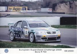 volkswagen bora r tdi superdiesel challenge 2000 06 2000 italian