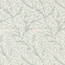 morris wallpaper pure willow bough eggshell chalk