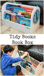 Tidy Books Bookcase White by