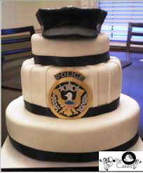 southern blue celebrations police law enforcement cakes u0026 cookies