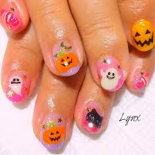 halloween impress nails 22 dope nail designs so you can dress your digits up for halloween