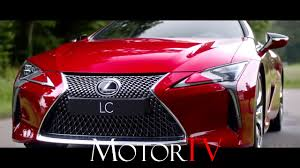 lexus canada sponsorship new 2018 lexus lc 500 film l reveal l design l driving scenes