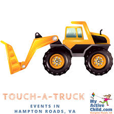 monster trucks trucks for children upcoming touch a truck events in hampton roads updated list my