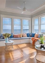Interior Design Ideas Interiors Sunroom And House - Beach house interior designs pictures