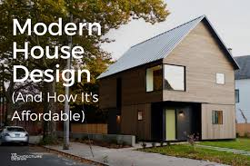 house modern design simple modern house design how it can be affordable