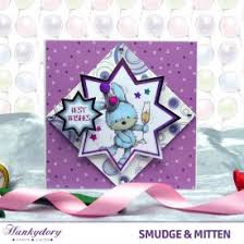 hunkydory crafts smudge mitten hunkydory hunkydory crafts