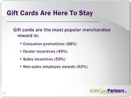 gift card incentives about the b2b gift card industry