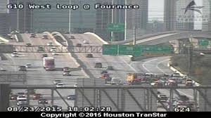 Houston Transtar Traffic Map Three Vehicle Accident At 610 W Loop And Fournace Ave Cleared