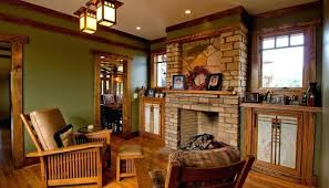 prairie style home decorating decorating a craftsman style home helena source net