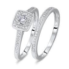 white gold wedding ring sets wedding rings vintage gold bridal sets bridal sets