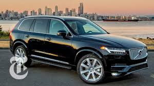 volvo xc90 2016 volvo xc90 inscription driven car review the new york