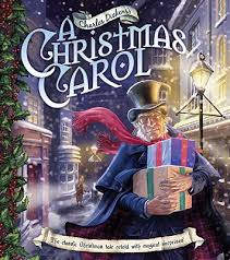 book review a carol by charles dickens ifim
