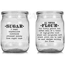 labels for kitchen canisters kitchen canister decals flour sugar coffee kitchen