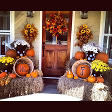Front Door Decorations For Winter - front door decor ideas pinterest fall decoration for your letter