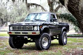 toyota pickup 4x4 in honor of my 1st gen toyota due to sell this friday she will