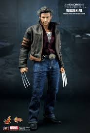 Excepcional Hot Toys : X-Men Origins: Wolverine - Wolverine 1/6th scale  #TL57