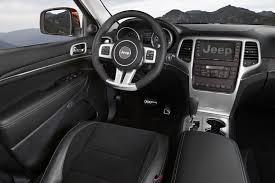 srt8 jeep interior the jeep grand srt8 naples illustrated