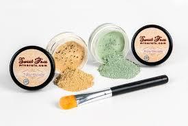 green u0026 yellow corrector kit minerals makeup concealer bare skin