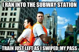 Memes Nyc - how to survive a trip on the nyc subway short and feisty