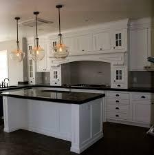 clear glass light fixtures choosing best light fixtures for kitchen home interiors