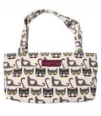 cat print bag now meow