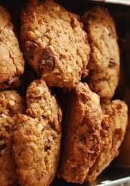 cuisiner la chataigne cookies châtaigne noisette et chocolat clea cuisine
