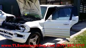 parting out 1999 toyota rav 4 stock 4051br tls auto recycling