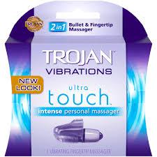 amazon com trojan pulse intimate massager by dj health