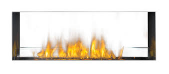 napoleon gss48n galaxy series outdoor linear gas fireplace 2 sided