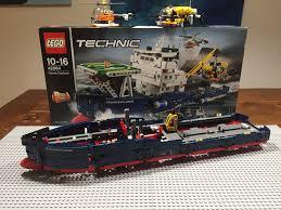 lego technic 2017 review u2013 lego technic ocean explorer 42064 all about the brick