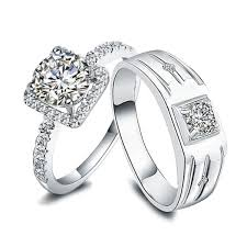 his and hers engagement rings sets jewels engagement ring engagement ring his and hers rings