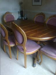 Yew Dining Room Furniture Yew Dining Table Chairs Second Hand Household Furniture Buy And