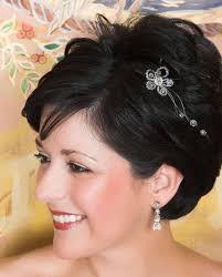 Kurze Haare by Brautfrisuren Für Kurze Haare Tipps Beispiele