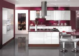 modern kitchen range hoods modern kitchen designs with white cabinetry with panel appliances