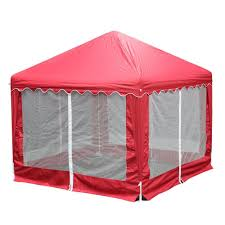 Mosquito Net Umbrella Canopy by Insect Netting Included Gazebos Sheds Garages U0026 Outdoor