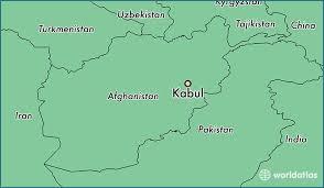 kabul map where is kabul afghanistan where is kabul afghanistan located
