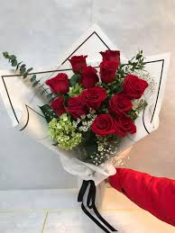 style flower rose bouquet korea style flower expressions