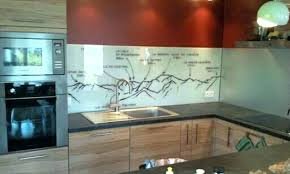 credence de cuisine en verre credence cuisine verre trempe en design with lzzy co for credence