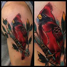 art junkies tattoo studio tattoos nature animal bird color
